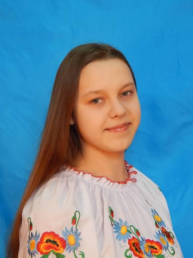 Нестерук Людмила